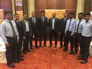 A seminar on Energy Management & Power Quality in association with Electrical Consultants Association, Tamil Nadu was held at The Residency, Chennai in April 2017.