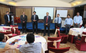 A seminar on Power Quality and Energy Management in association with our Dealer M/s LG Marketing, Hosur was held at Hotel LA Classic, Bangalore in June 2017.