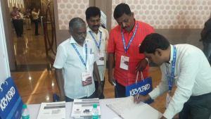 A Seminar by Telangana Offset Printers Association was held at Hyderabad in March 2017