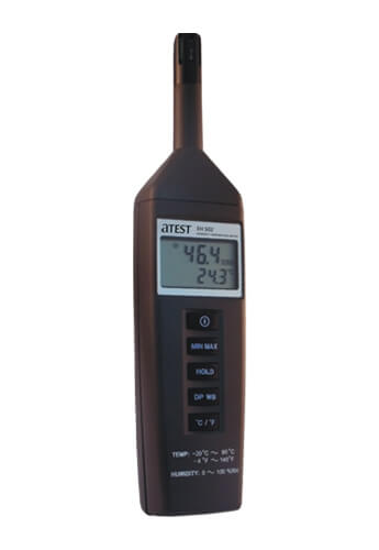 Logger Thermo-Hygrometers