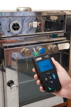 Contact Thermometers