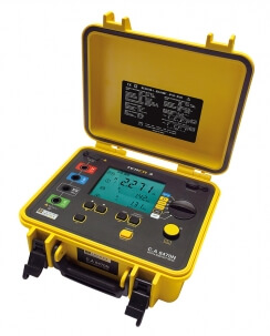 Earth & Resistivity Testers