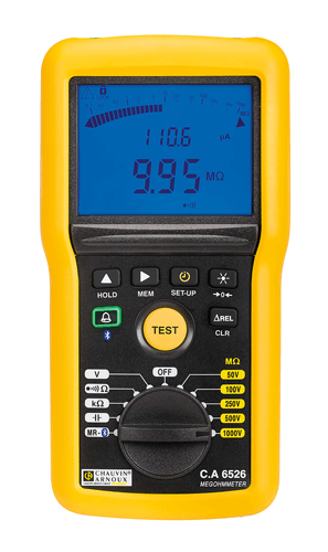 Insulation & Continuity Testers