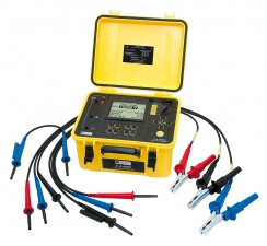 Digital Insulation Testers