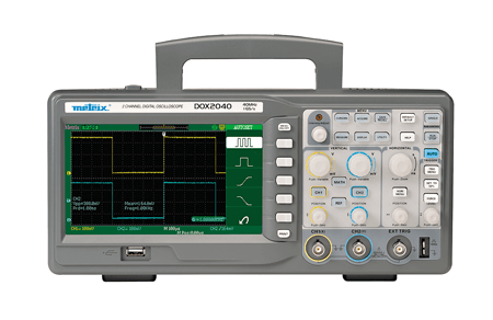 Benchtop Digital Oscilloscopes
