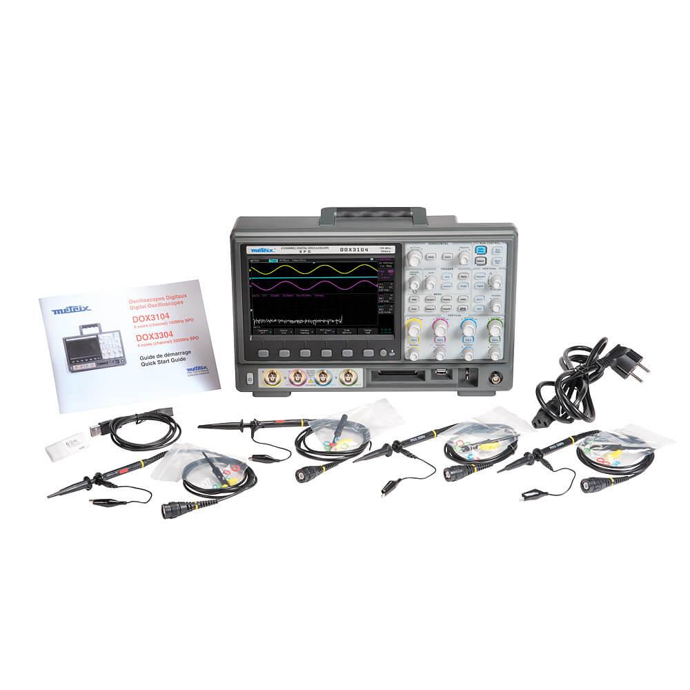 SPO Benchtop Digital Oscilloscopes