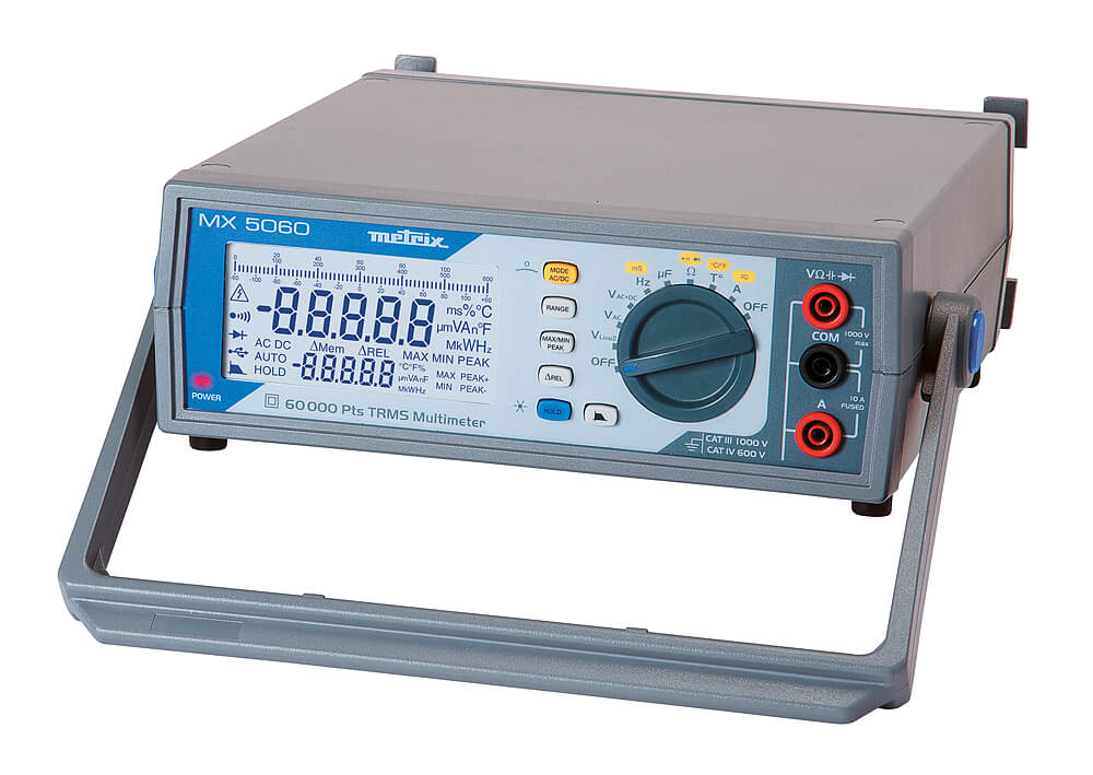 Laboratory Multimeters