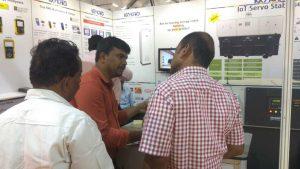 KNIT SHOW - 2018 exhibition was held at HOTEL VELAN FAIR GROUND, Tirupur in August 2018