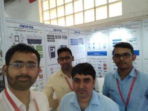 AMTEX - 2018 exhibition was held at PRAGATI MAIDAN, New Delhi in July 2018