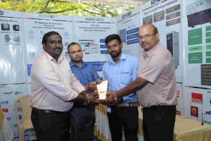 The South India Textile Research Association - 2018 exhibition was held in Coimbatore in December 2018