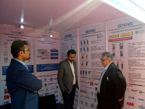 CII EEETech - 2018 exhibition was held at INDIA EXPO CENTRE, New Delhi in November 2018