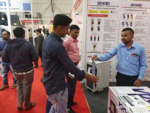 Rajkot Machine Tools Show - 2018 exhibition was held at NSIC GROUND, AJI GIDC INDUSTRIAL ESTATE, Rajkot in November 2018