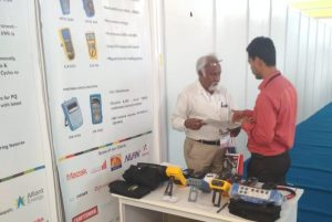 Aerodef India Manufacturing - 2019 exhibition was held at HITEX EXHIBITION CENTRE, Hyderabad in January 2019