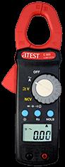 ATEST C 600-AC DC Clamp