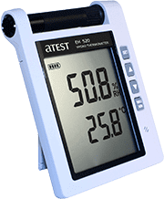 ATEST EH 520-Hygro Thermometer